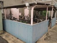 その他現地写真:駐輪場