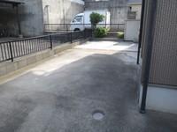 駐車場:カースペース