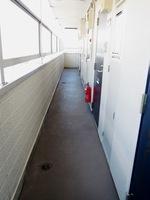 その他現地写真:共用廊下
