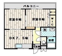 間取図/区画図:間取り図