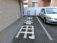 駐車場:来客用駐車場