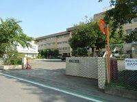 周辺環境:砂中学校