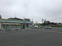 周辺環境:ファミリーマート川越岸町一丁目店