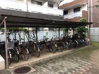 駐輪場:駐輪場