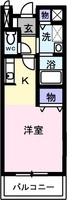 間取図/区画図:間取図(反転)