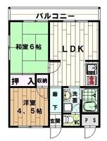 間取図/区画図:間取図