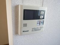 発電・温水設備:給湯リモコン