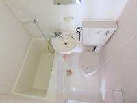 浴室:ユニットバス