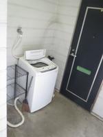 その他共有部:洗濯機置き場