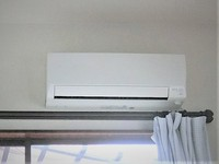 冷暖房・空調設備:エアコン