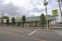 周辺環境:いなげや川越新河岸店(380m)