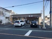 周辺環境:セブンイレブン川越脇田本町店