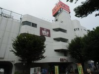 周辺環境:西友 上福岡店