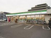 周辺環境:ファミリーマート川越砂新田店