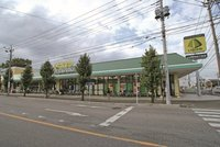 周辺環境:いなげや新河岸店