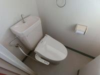 トイレ:シャワー付きトイレ