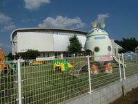 周辺環境:新河岸幼稚園(800m)